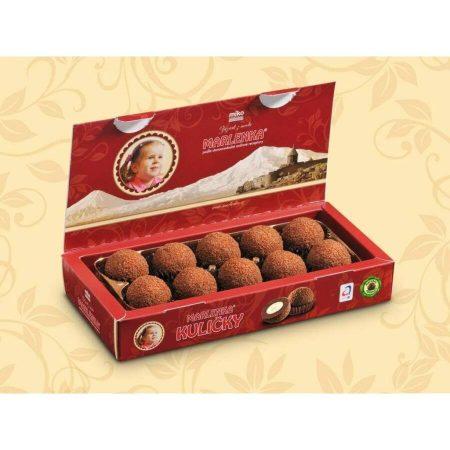 Marlenka Kugel, mit Schokolade, 235 gr