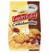 Győri édes Bisquits mit Schokoladenstücke, 180 gr - 2 FÜR 1 AKTION BIS 11.07.!