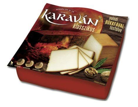 Karaván füstölt sajt, 200 gr