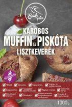 """Szafi """"MUFFIN und BISKOTTENMEHL mit Karob"""", 1 kg"""