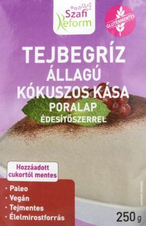 """Szafi """"KOKOS BREI Pulverbasis mit Süssungsmittel"""", 250 gr"""