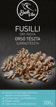 Szafi FUSSILI, glutenfrei, vegan, 200 gr