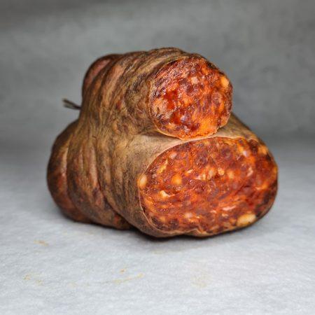 """""""Kulen"""" Paprikás szalámi csemege, vákumcsomagolt, kb. 850 - 890 gr"""
