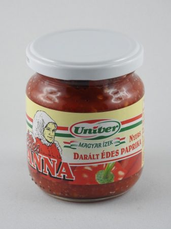Univer Édes Anna nyers darált paprika, édes, 200 gr