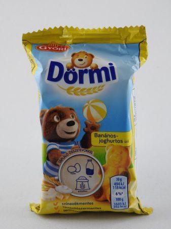 Dörmi Banános-joghurtos, 30 gr