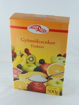 Gyümölcscukor (fruktóz), 500 gr