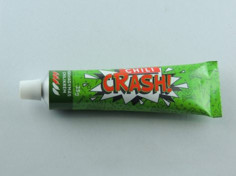 CHILI CRASH!, fokhagymás chilikrém, csípős, 35 gr