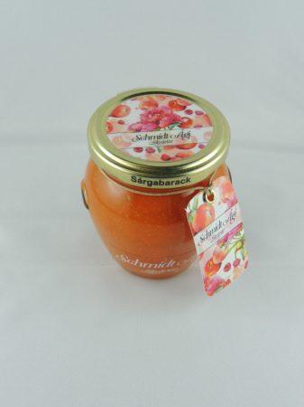 Aprikosenmarmelade, hausgemacht