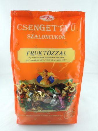 Csengettyű szaloncukor fruktózzal, 400 gr
