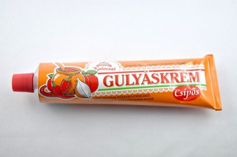 Gulaschcreme, scharf, 160 gr
