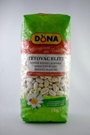 Dona Tetovac fehér bab, 1 kg