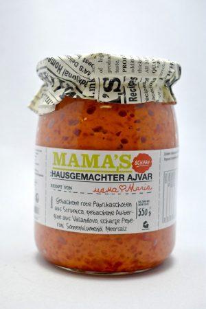 Mama's Ajvar, scharf, 550 gr