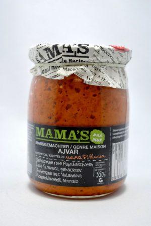 Mama's Ajvar, mild, 550 gr