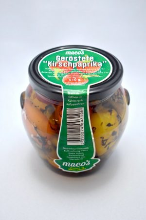 Sült paprika, 510 gr