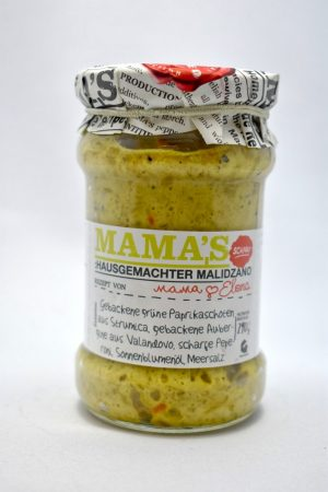 Mama's Malidzano, csípős, 290 gr