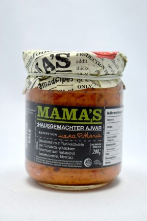 Mama's Ajvár, csemege, 200 gr