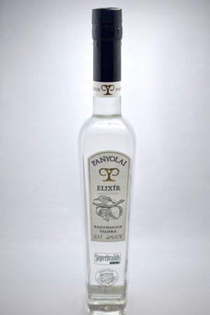 Panyolai Kajszibarack pálinka 40%,   0,5 lit.
