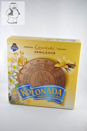 Kolonada vanilkove, 195 gr