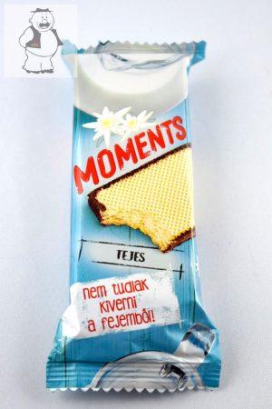 """Moments"" Milchschokolade, 50 gr"