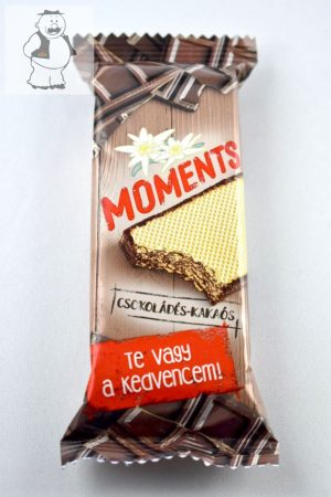 Moments csokoládé-kakaó, 50 gr