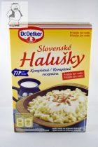 Slovenske halusky, 250 gr