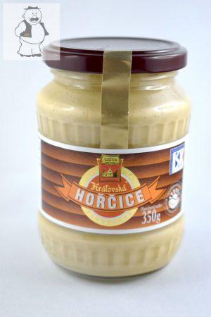 Horcice mustár, 350 gr
