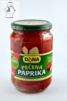 Dona sült paprika, 720 ml