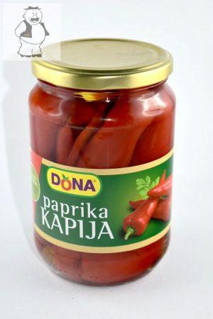 Dona Paprika kapija, 720 gr