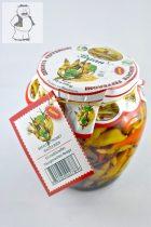 Pirított pfefferoni paprika, 550 gr