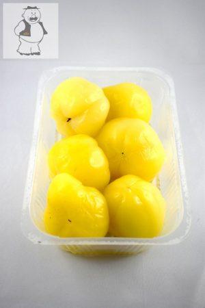 Sauer eingelegte Paprika, scharf, 500 gr